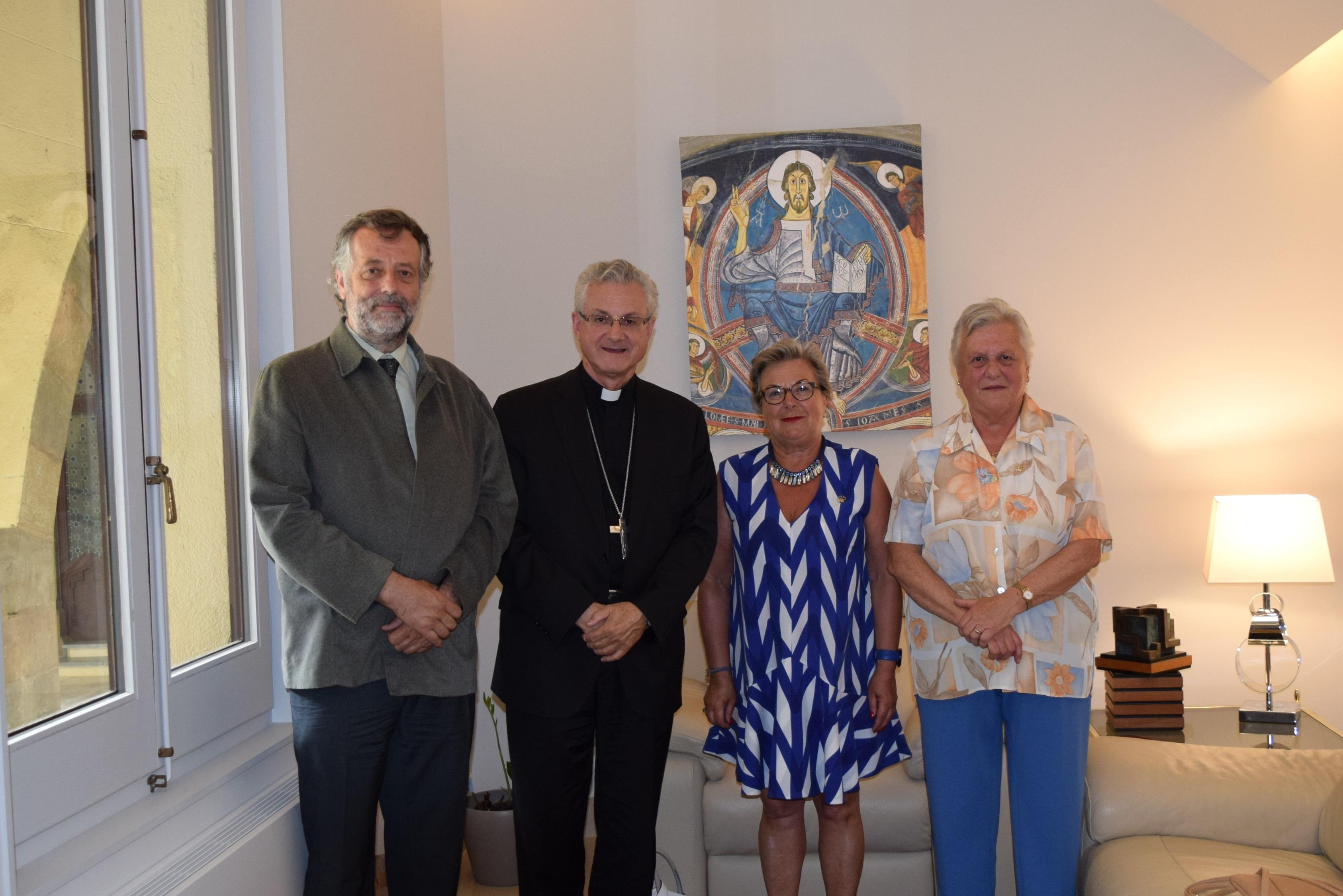Presentacion Dera Acadèmia Ar Arquebisbe Joan Enric