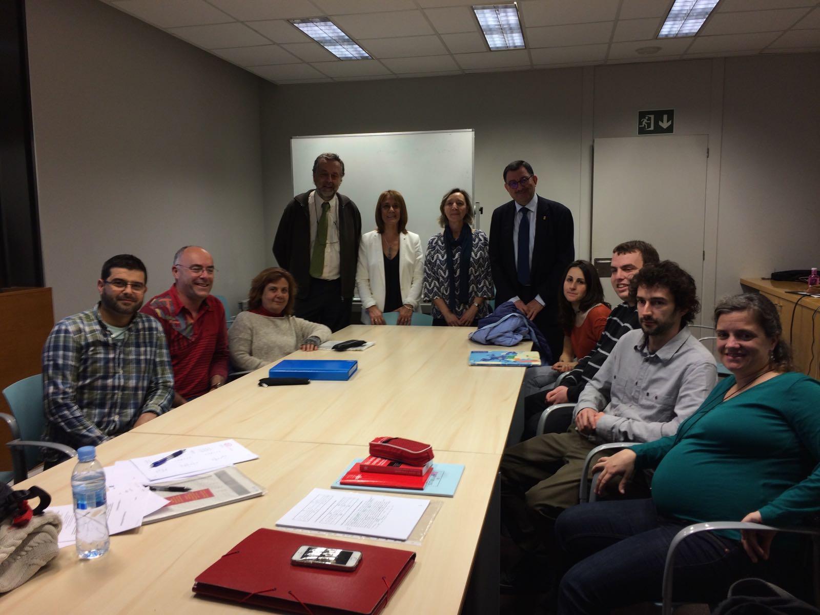 Presentacion Der IEA-AALO E Des Sues Publicacions En Cors D'aranés De Barcelona