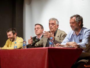 "Era Acadèmia Participe Ena Presentacion De ""Antes De Olvidar"""