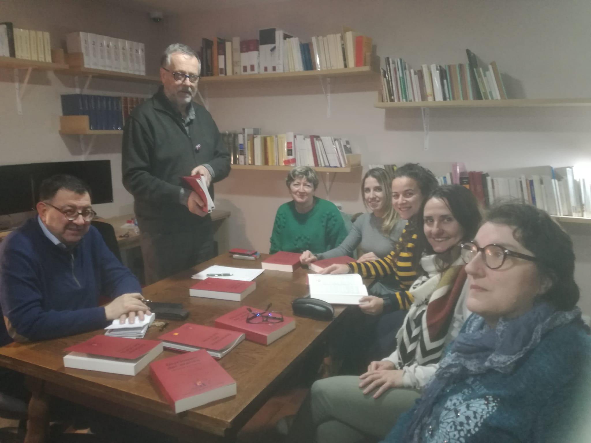 PRESENTACION DETH DICCIONARI AR ESTUDI ALEJANDRO CASONA