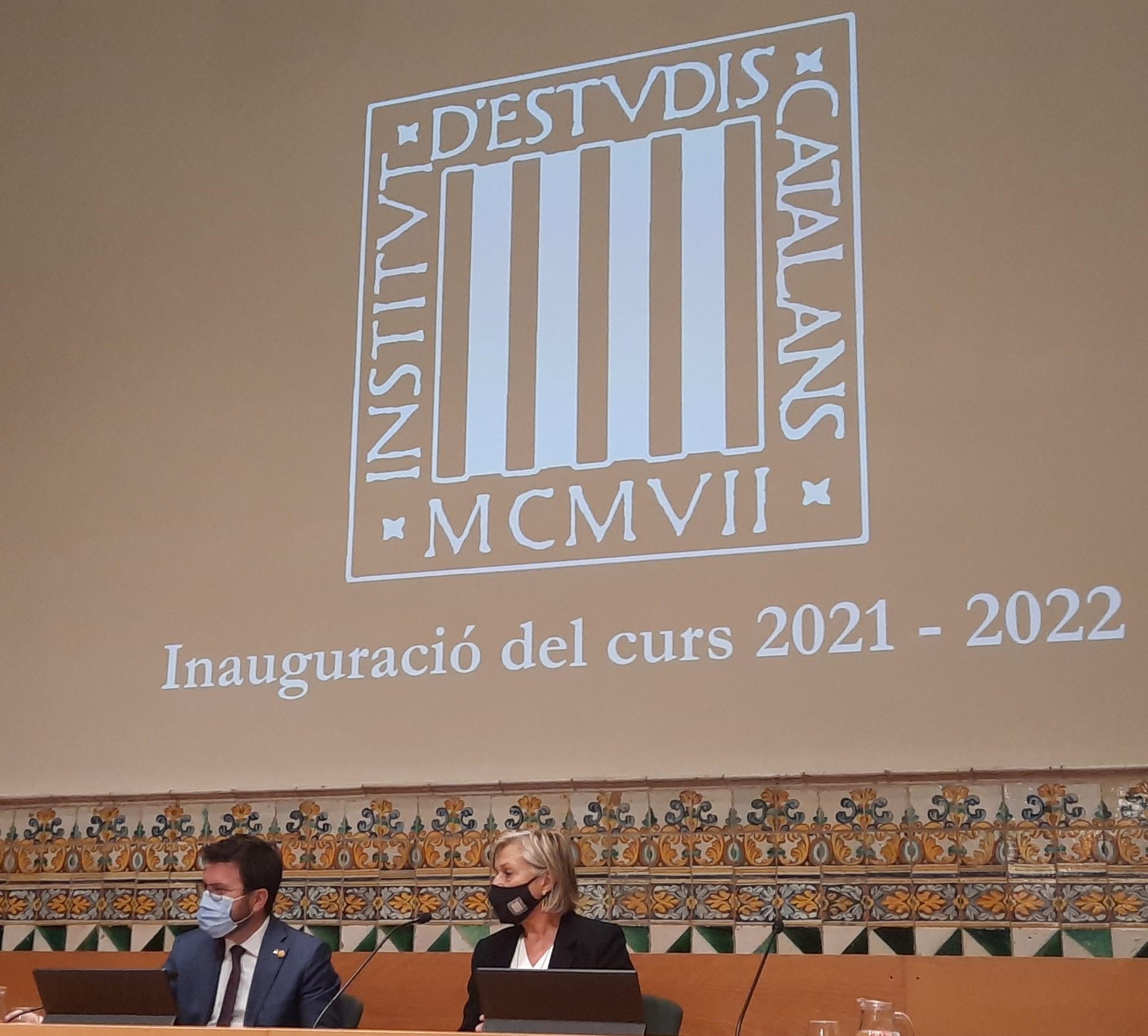 Er IEA-AALO Assistís Ara Inauguracion Deth Cors Deth IEC